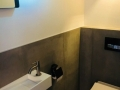 Douche en toiletrenovatie